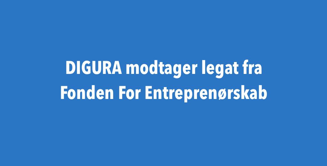 Mikrolegat fra Fonden For Entreprenør