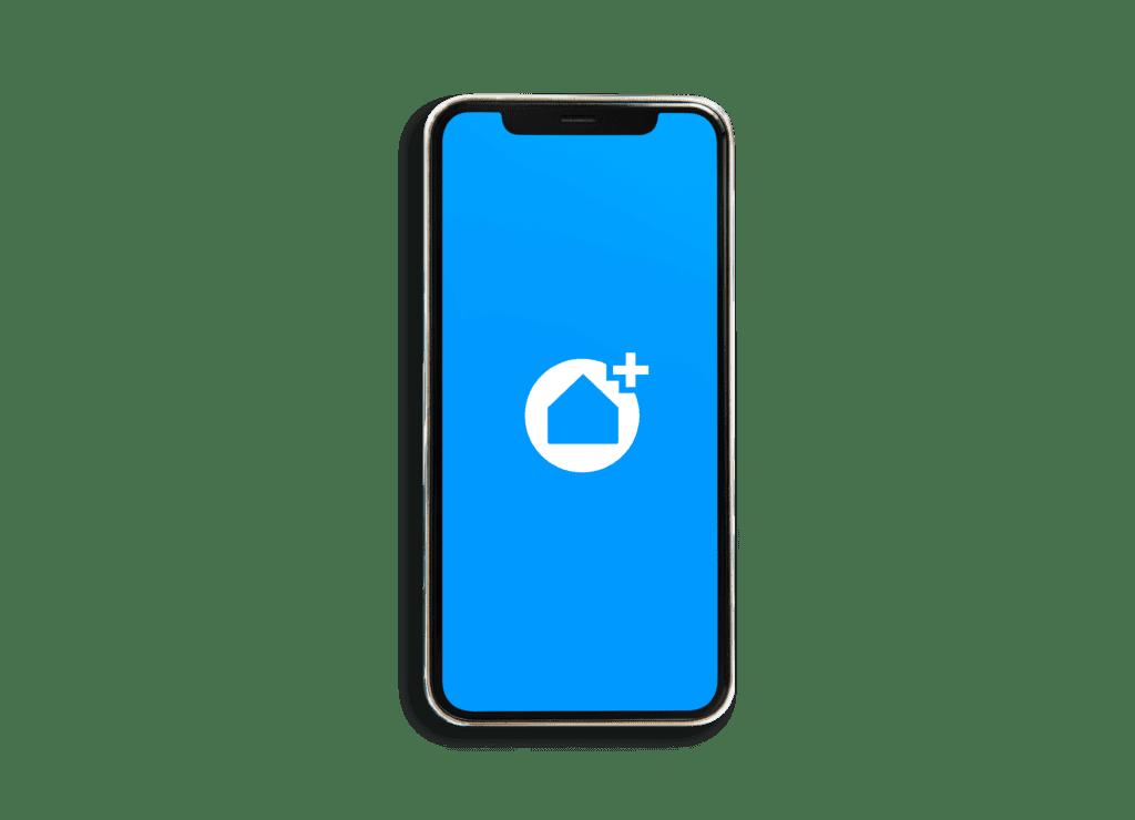 iPhone DIGURA home logo